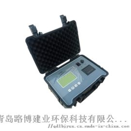 LB-7022D直读式油烟检测仪 内 置 电池版