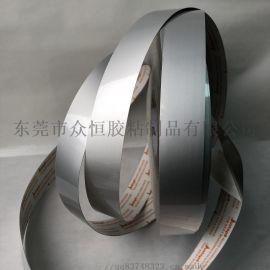 铝箔胶带 单导双导 导电导热耐高温铝箔