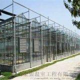 pc板温室,阳光板连栋温室