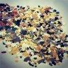 石茂供应复合岩片 真石漆岩片 60多种颜色