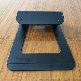 笔记本电脑支架 cnc加工 折弯 冲压 加表面处理 全工艺一站式服务