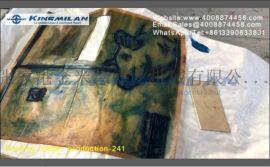 扫描激光切割机, 印刷版雕刻