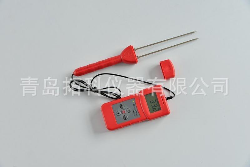 滨州 筒子纱水分测定仪MS-C 便携快速水分仪