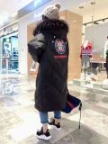北京品牌女装折扣店七采旋律羽绒服特价货源尾货渠道