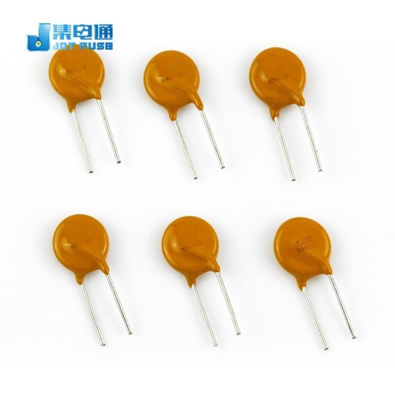 A250-600 600MA 250V 可恢复保险丝 PPTC 直插 电动门电机保险丝