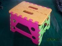 塑胶折叠凳