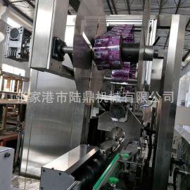 TB系列全自动/半自动收缩膜套标机、套膜机、套标收缩机