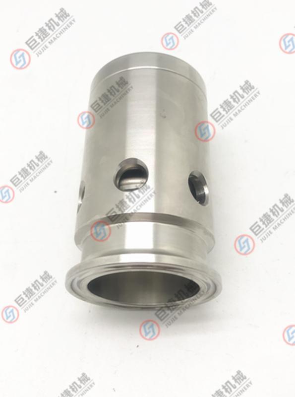 供应不锈钢卫生级弹簧式快装保压阀 自动排气泄压阀 安全阀 呼吸