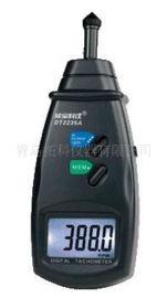 激光接触两用转速表,可测量线速度表DT6236B