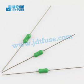 保险丝厂家JFP1100FL电阻式保险丝插件快断1A/125V保险丝