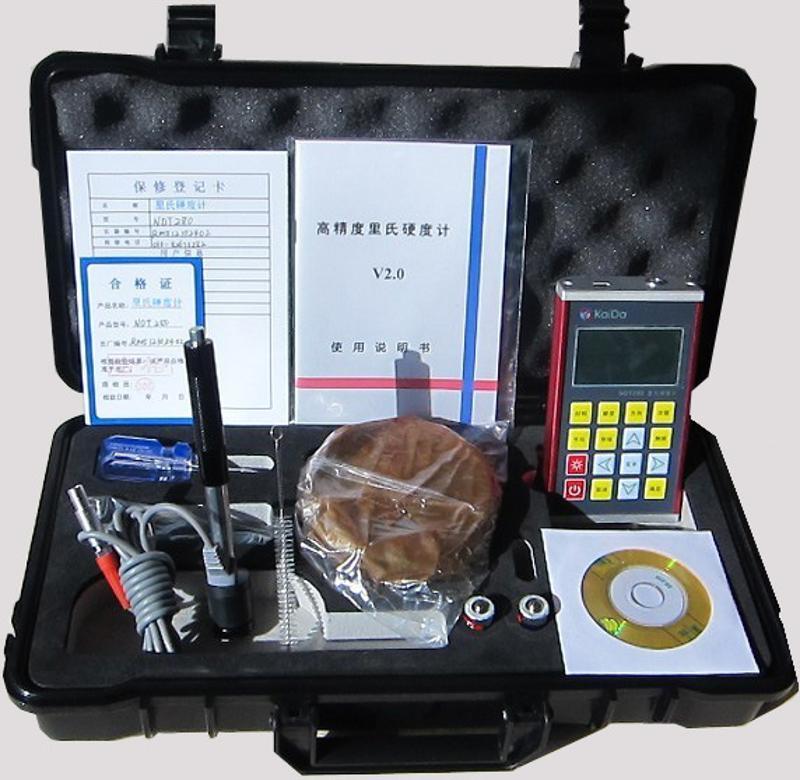 潍坊手持硬度计,金属硬度测试仪,工件硬度计NDT280