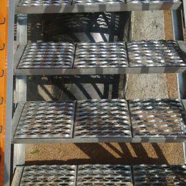 建築鱷魚嘴腳踏板 衝孔防滑板 防滑板