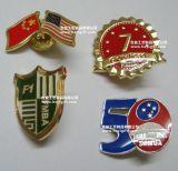 印刷徽章、滴胶徽章、烤漆徽章、立体徽章、金属徽章定制生厂