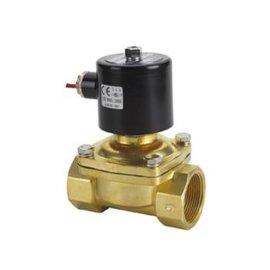 2W黄铜水用电磁阀,电磁水阀