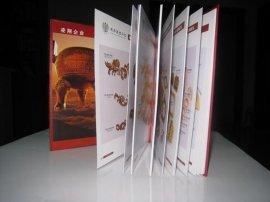 供应企业宣传画册定制印刷 精装画册印刷