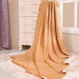 新款外贸毛毯 腈纶毛毯 定做提花双人双面绒毛毯