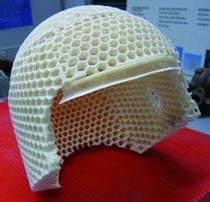 定制头盔SLS头盔模型