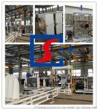 HDPE纏繞管擠注管件生產線