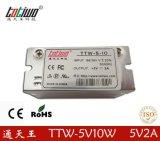正品通天王5V2A开关电源 10W变压器 5V稳压电源 质保三年