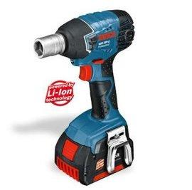 **博世BOSCH电动工具18伏锂电充电式冲击扳手机GDS18V-LI