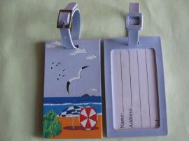 pvc行李牌|软胶行李牌|卡通行李牌|硅胶行李牌
