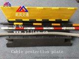 江苏过线桥 电缆保护过线桥 橡胶过线桥