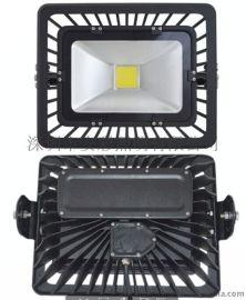 高亮度防水性集成COB光源 黑色壳体足功率120W投光射灯泛光灯(