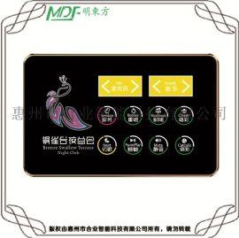黄山KTV触摸面板与KTV智能灯光控制器