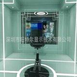 46寸安卓智能镜面防水电视/理发店镜面智能电视