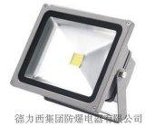 德力西LED泛光燈廠家  集成式30/50/70/100WLED泛光燈FAD53-LED