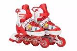 新款车线全软PU闪光轮儿童溜冰鞋
