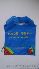 深圳厂家定做210D涤纶袋 抽绳涤纶袋批发 涤纶手提袋定制