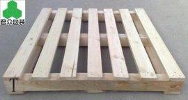 厂家直供山东济南松木货架单面出口熏蒸木托盘