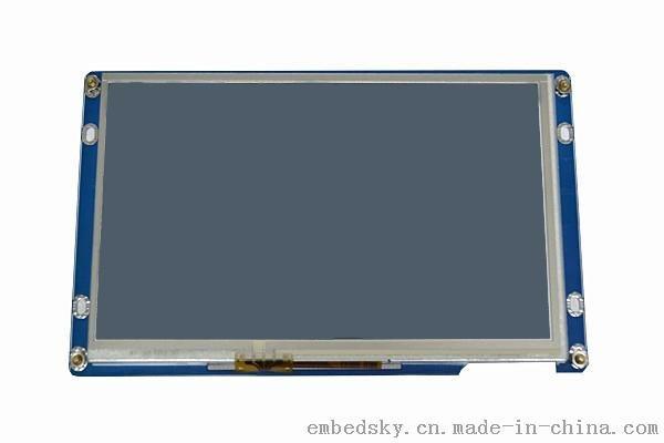 TQ2416+7寸电阻屏(TN92)嵌入式开发板