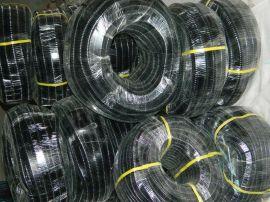 内蒙防风化、阻燃电线护套,黑色PVC绝缘套管供应防水抗震耐腐蚀