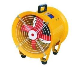 南充达州手提式安全轴流风机