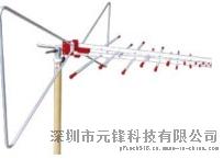 宽带天线FRANKONIA ALX-4000 400E 8000E(25MHz-4GHz) 对数周期宽带天线