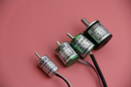 烟台五丰电子微型编码器,防水编码器,小型编码器W15S3