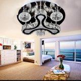 吸顶灯 卧室大厅客厅阳台简约现代LED不锈钢水晶灯具吸顶灯