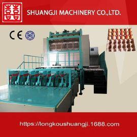 龙口双吉SJ-6000纸浆蛋托生产线