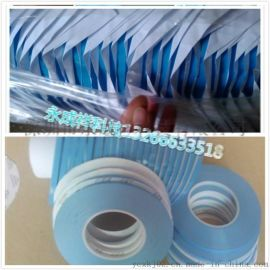 永成祥出**蓝膜玻纤导热导热双面胶,散热双面胶、LED导热双面胶