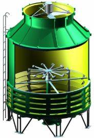 锦山喷雾节能冷却塔(无风机)