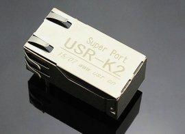 济南有人供应TTL转RJ45 工业级 TT串口转以太网模块 高性价比多功能的超级网口