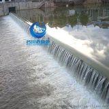 專利技術 液壓活動壩MC-QW06 液壓升降合頁壩替代傳統的 翻板壩橡膠壩攔河壩水閘標準寬度 6m