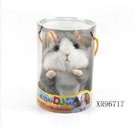 DJ鼠 电动鼠 可爱鼠鼠