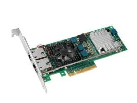 Intel X520-T2双电口万兆服务器网卡