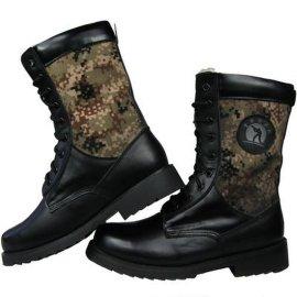 真皮防寒鞋毛皮靴子男靴子冬季保暖靴