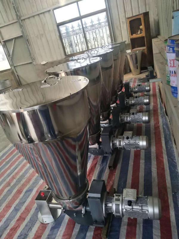 PVC粉料双螺杆喂料加料机源头厂家