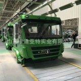 陝汽德龍新M3000高頂高配駕駛室總成-陝汽德龍系列 廠家直銷