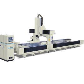 铝型材四轴数控加工中心工业铝数控加工设备厂家直销